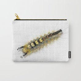 Rusty Tussock Moth Caterpillar Carry-All Pouch