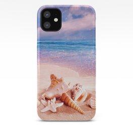 On the beach iPhone Case