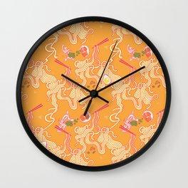 Dreams of Ramen Wall Clock