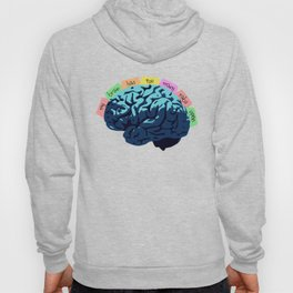 My Brain Has Too Many Tabs Open Hoody