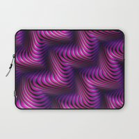 3d Laptop Sleeves featuring 3D by DagmarMarina