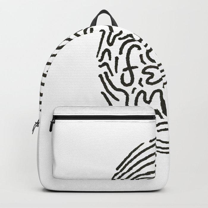 YA FEEL ME? Backpack