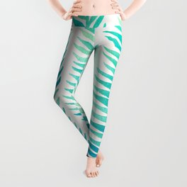 Seafoam Seaweed Leggings