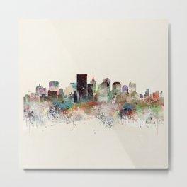 richmond virginia skyline Metal Print