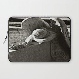 Mourning Laptop Sleeve