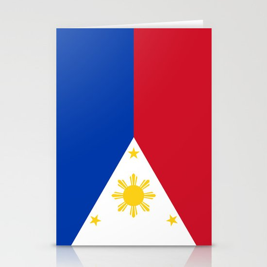 Philippines national flag by brucestanfield