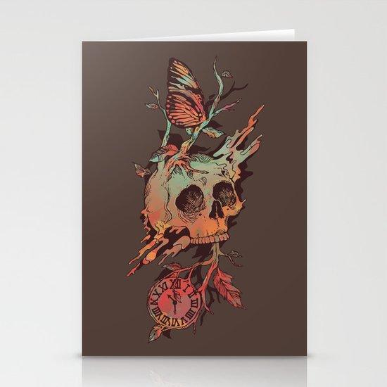 Mors et Natura Stationery Cards