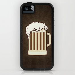 BEER solves everything iPhone Case