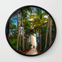 Lighthoue Wall Clock