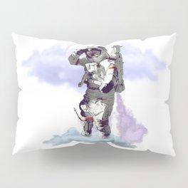 Dreamer - Astronaut on Cloud Pillow Sham