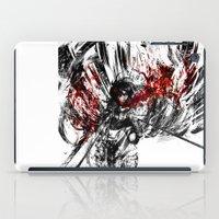snk iPad Cases featuring Ackerman by ururuty