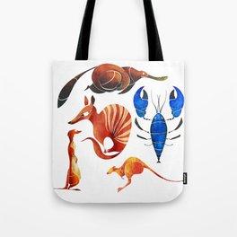 Australian animals 2 Tote Bag