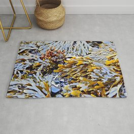 Sea Plants of the St-Lawrence Rug