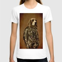 beagle T-shirts featuring Beagle by Durro