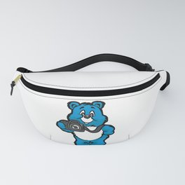 TEDDY BEAR PHOTOGRAPHER press photographie camera Fanny Pack