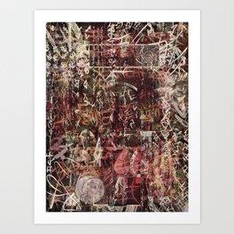 profane existence Art Print