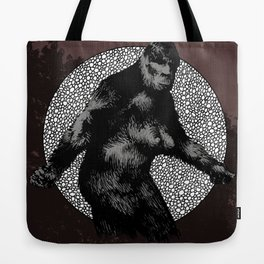 BIGFOOT, Bluff Creek 1967 Tote Bag