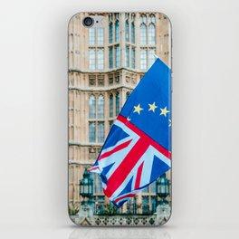 Britain in the EU iPhone Skin
