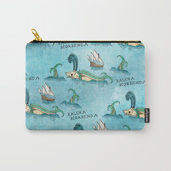 Balena Horrenda Carry-All Pouch