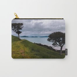 Yellow Grass Road Carry-All Pouch