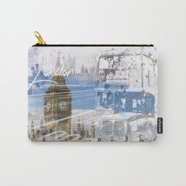 City Art WESTMINSTER Collage Carry-All Pouch