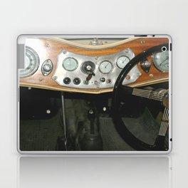 "1948 MG ""TC"" Sports Dash Laptop & iPad Skin"