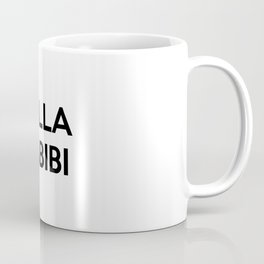 YALLA HABIBI Coffee Mug