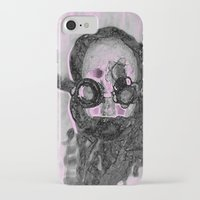 steampunk iPhone & iPod Cases featuring SteamPunk by AnniarchyDesigns