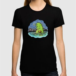 """water wings & late night dreams"" T-shirt"