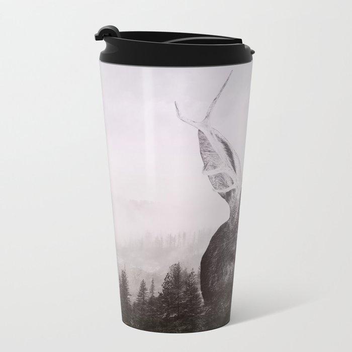 the escape Metal Travel Mug