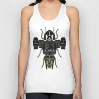 firefly Tank Tops featuring Firefly by Danny Haas