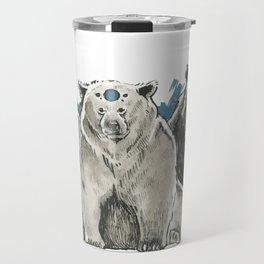 The Bear Clan Travel Mug