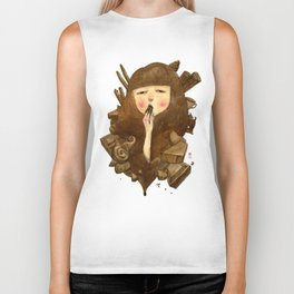 Chocoholic Biker Tank