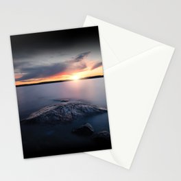 Glimpse of Paradise Stationery Cards