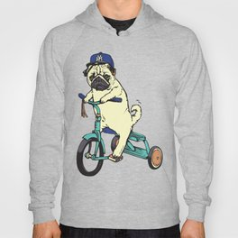 Haters Gonna Hate Pug Hoody