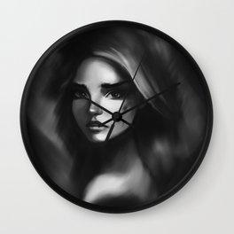 kari Wall Clock