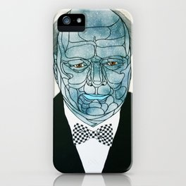 Churchill iPhone Case