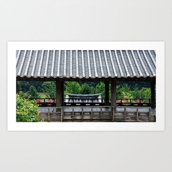 Byungsan 4 Art Print