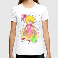 iwatobi T-shirts featuring Astronaut Nagisa by Lilolilosa