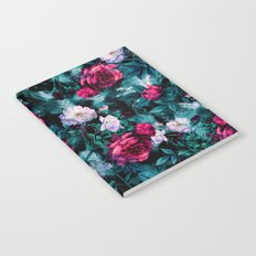 RPE FLORAL ABSTRACT III Notebook