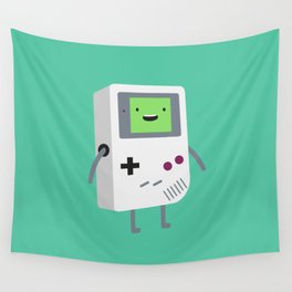 Who wants to play video games?  Wall Tapestry
