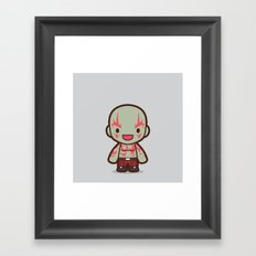 Maniac Framed Art Print