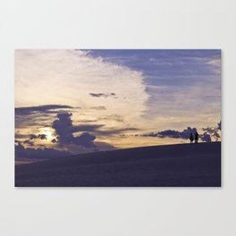 Date Night Canvas Print
