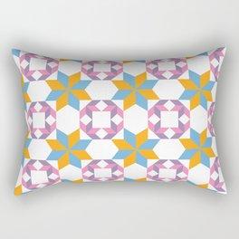 French Affair - By  SewMoni Rectangular Pillow