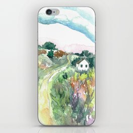 The Journey Home iPhone Skin
