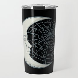 Cobwebs and moonlight Travel Mug