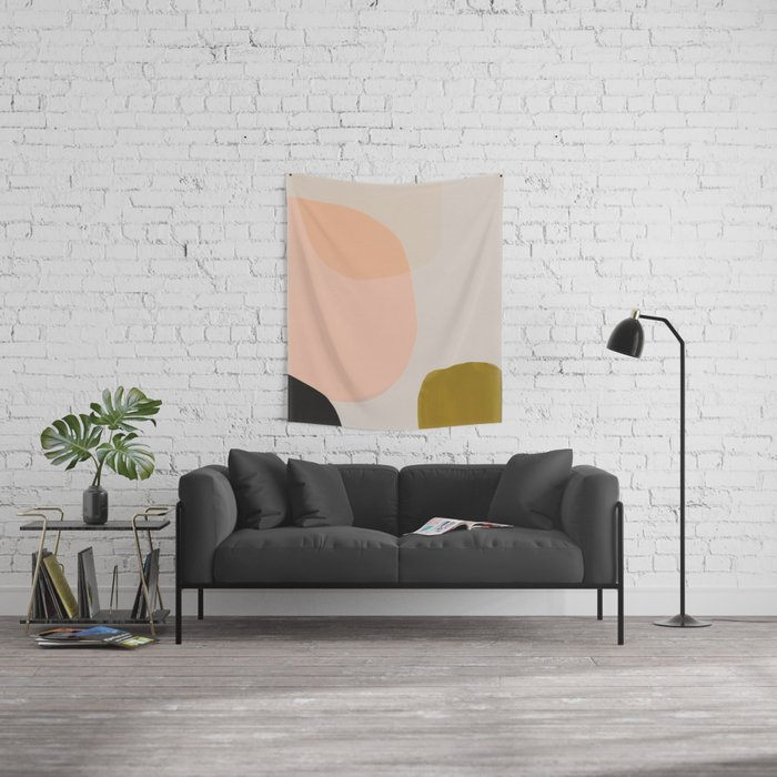 Gloop Wall Tapestry