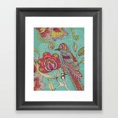 Beatriz Framed Art Print