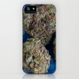 Grape Ape Medicinal Medical Marijuana iPhone Case
