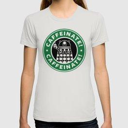 Dalek Caffeinate T-shirt